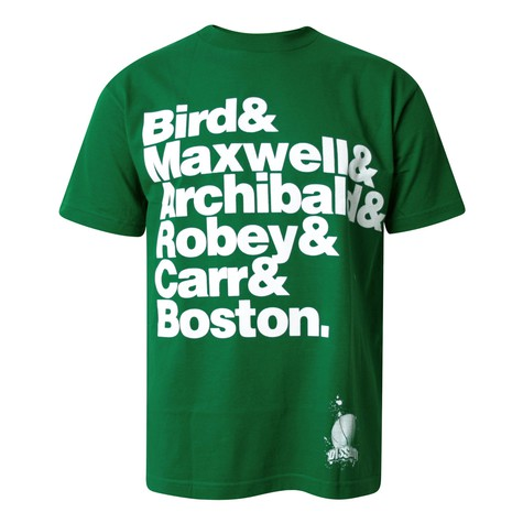 Dissizit! - Boston T-Shirt
