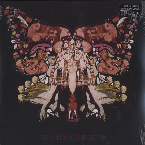 Year Long Disaster - Year Long Disaster