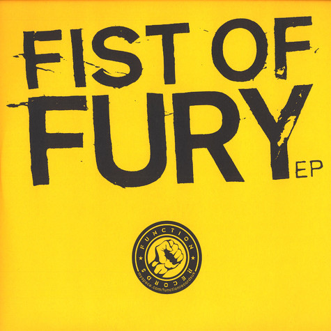 V.A. - Fist of fury EP