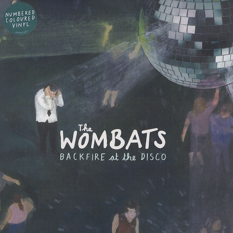 Wombats, The - Backfire at the disco feat. Peter Hook