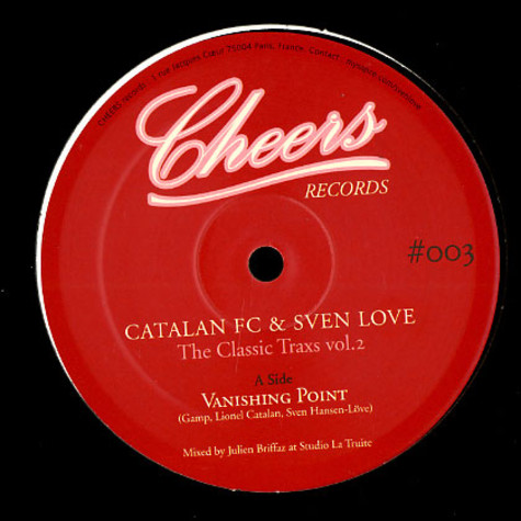 Catalan FC & Sven Love - The classic trax volume 2