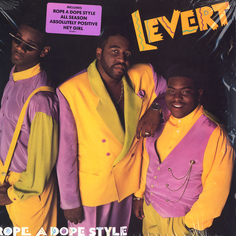 Levert - Rope a dope style