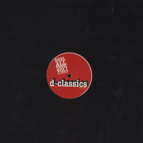 D-Classics - Soul all timers volume 1