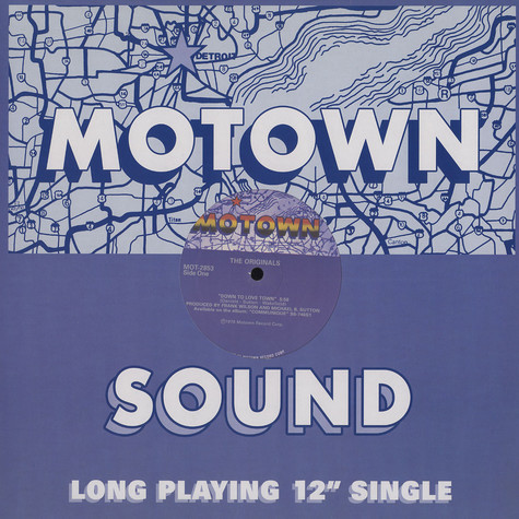 Originals, The / Carl Bean - Down to love town / i was born this way