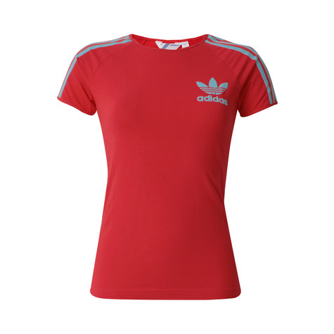 adidas - 3 stripe trefoil Women T-Shirt