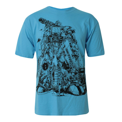 Methods NYC - Robot T-Shirt