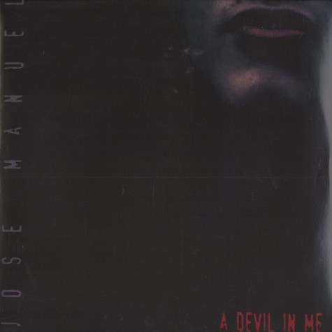 Jose Manuel - A devil in me