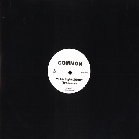 Common - The light 2008