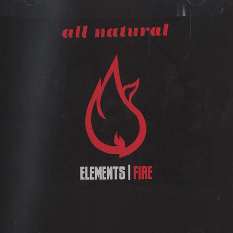 All Natural - Elements / fire