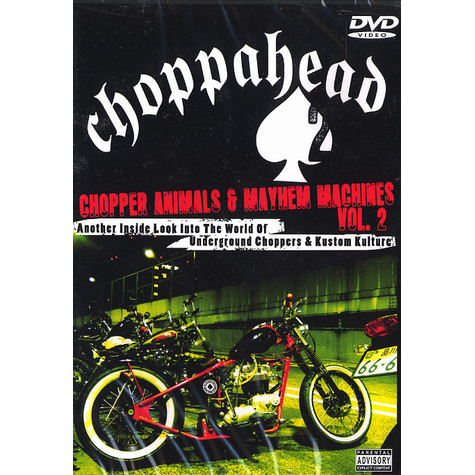 Choppahead - Chopper animals & mayhem machines volume 2