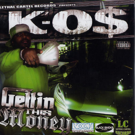 K-Os - Gettin this money