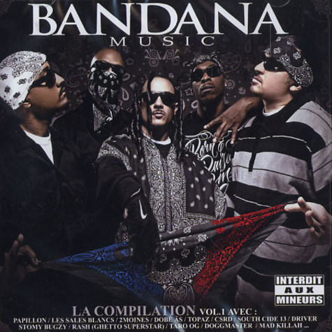 Bandana Music - La compilation volume 1