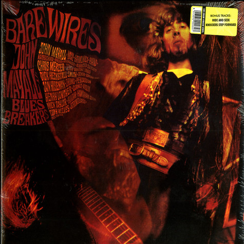 John Mayall's Blues Breakers - Bare wires
