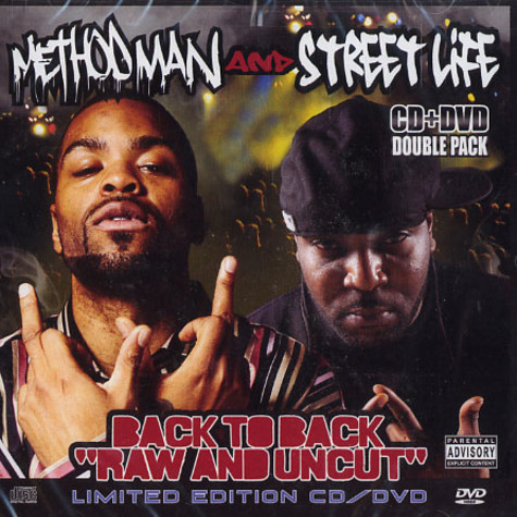Method Man & Street Life - Back to back - raw and uncut