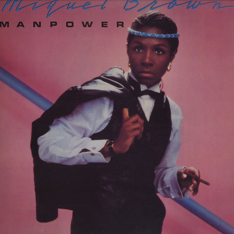 Miquel Brown - Manpower