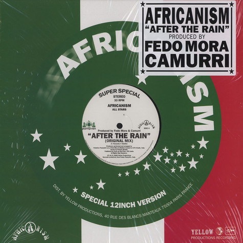 Africanism - After the rain