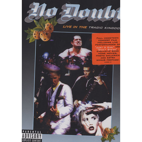No Doubt - Live in the Tragic Kingdom