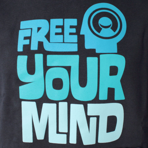 101 Apparel - Free your mind hoodie