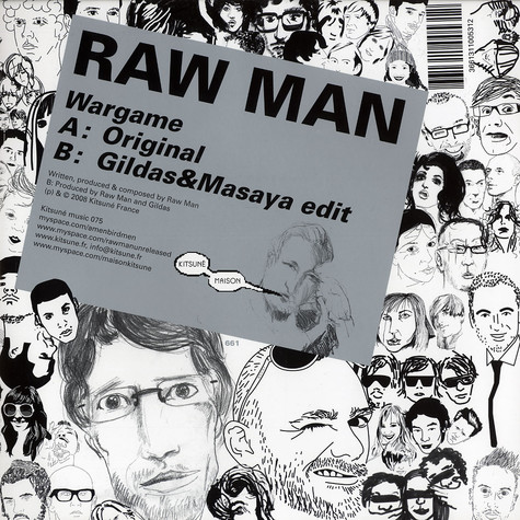 Raw Man - Wargame