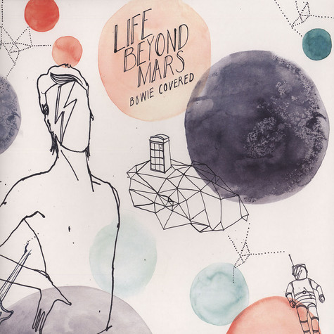 V.A. - Life beyond Mars - David Bowie covered