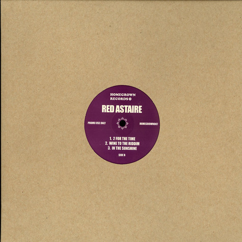 Red Astaire - My clubheadz EP