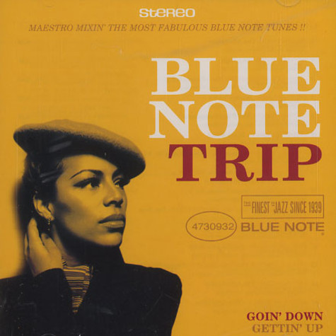 V.A. - Blue note trip - goin down