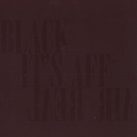 Black Affair - It's real