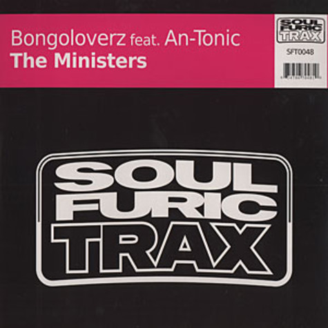 Bongoloverz - The ministers feat. An-Tonic