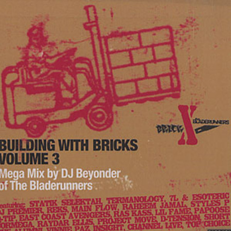 Building With Bricks - Volume 3