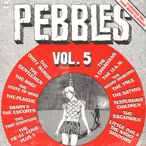 Pebbles - Volume 5