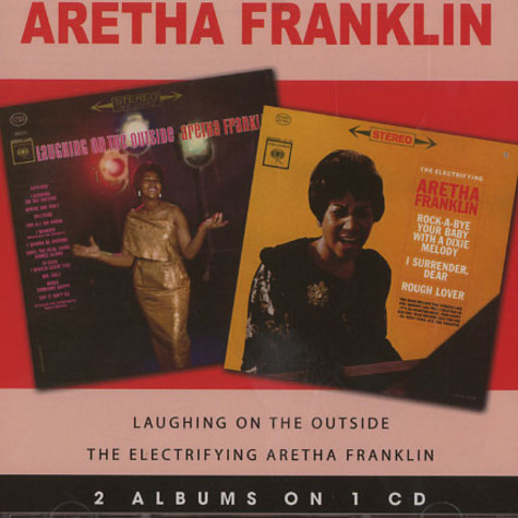 Aretha Franklin - The electrifying Aretha Franklin / laughing on the outside