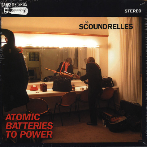 Scoundrelles, The - Atomic batteries to power