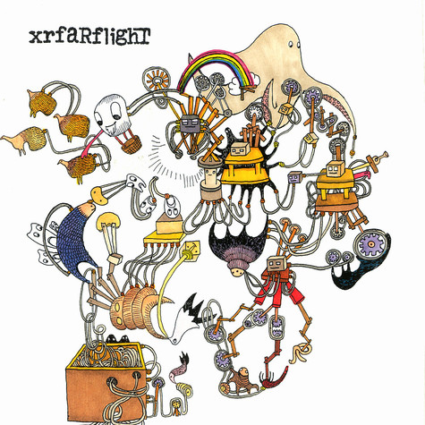 Xrfarflight - The early bird catches the worm, so clever worms get up late