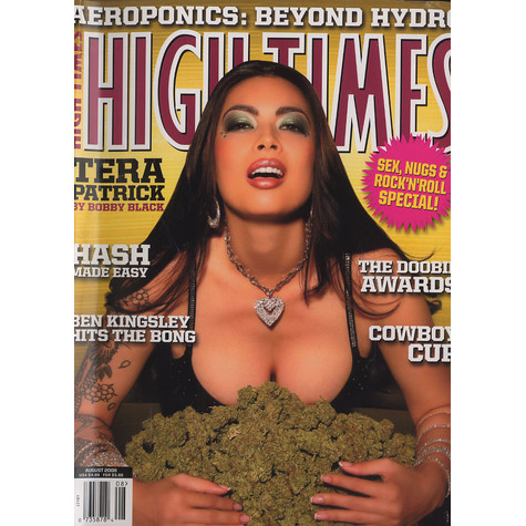 High Times Magazine - 2008 - 08 - August