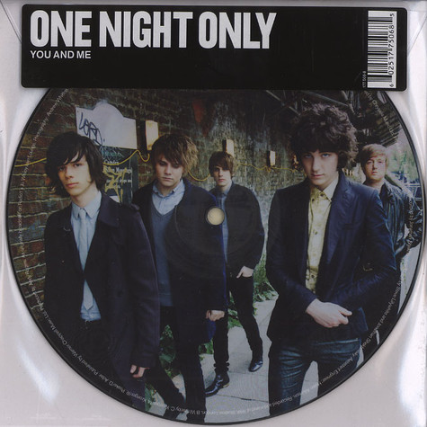 One Night Only - You and me