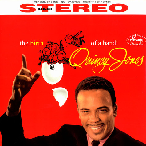 Quincy Jones - Birth of a band!
