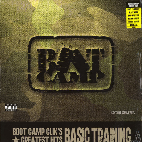 Boot Camp Click - Basic training - greatest hits