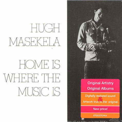 Hugh Masekela - Home is where the music is