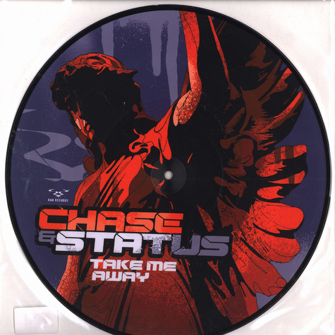 Chase & Status - Take me away