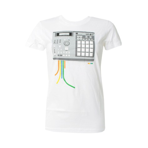 Acrylick - Color of music MPC Women T-Shirt