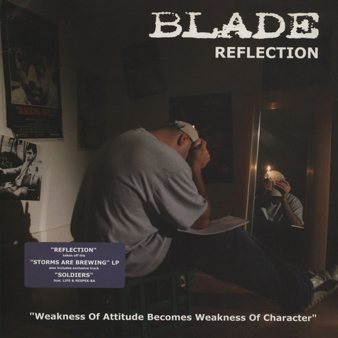 Blade - Reflection