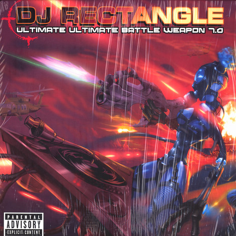 DJ Rectangle - Ultimate ultimate battle weapon volume 7