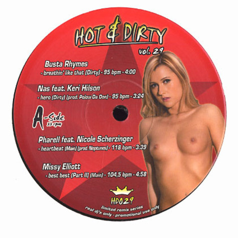 Hot & Dirty - Volume 29