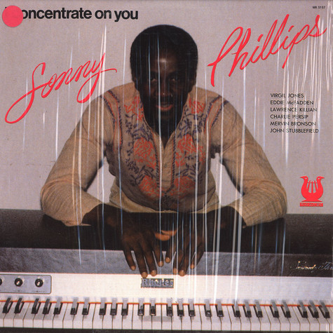 Sonny Phillips - Concentrate on you