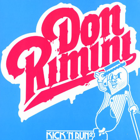 Don Rimini - Kick n run EP
