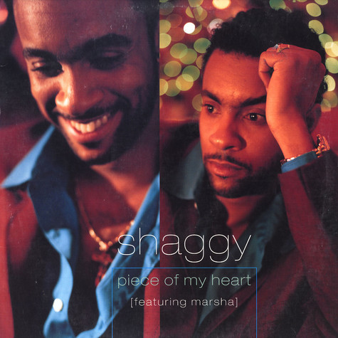 Shaggy - Piece of my heart