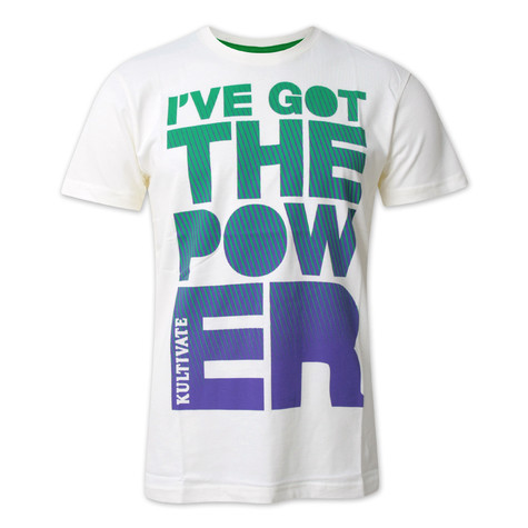 Kultivate - Power 2 T-Shirt