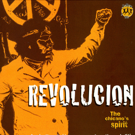 V.A. - Revolucion - the Chicano's spirit