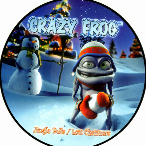 Crazy Frog - Jingle bells / last christmas