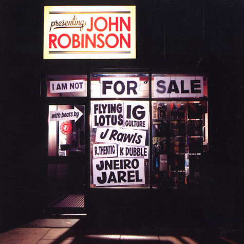 John Robinson (Lil Sci of Scienz Of Life) - I am not for sale